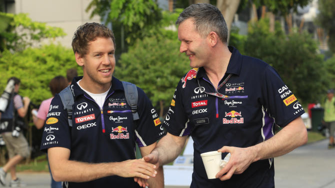 Mercedes fastest in practice for Malaysian GP
