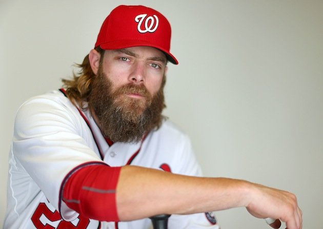 Reader challenge: Jayson Werth and his beard need your memes | Big ...