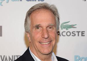 TVLine Items: The Fonz Plays Uncle on Parks and Rec, Kirstie and Travolta Reunited & More
