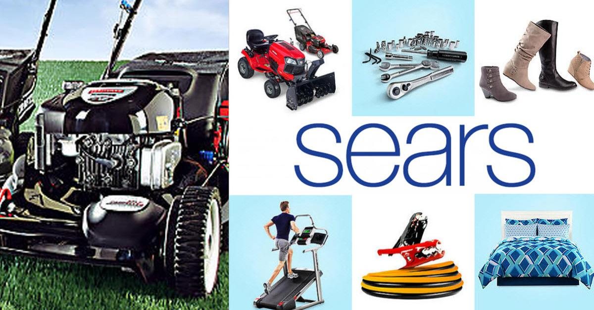 Find Savings on Over 100 Million items at Sears