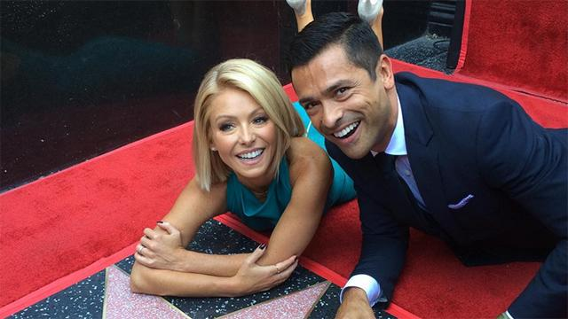 Kelly Ripa and Mark Consuelos Step Out With Their Adorable Kids -- See the Pic!