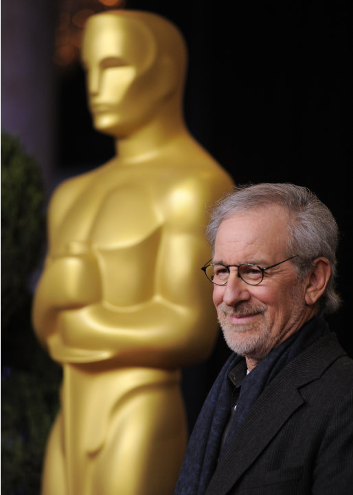 Steven Spielberg, nominated …
