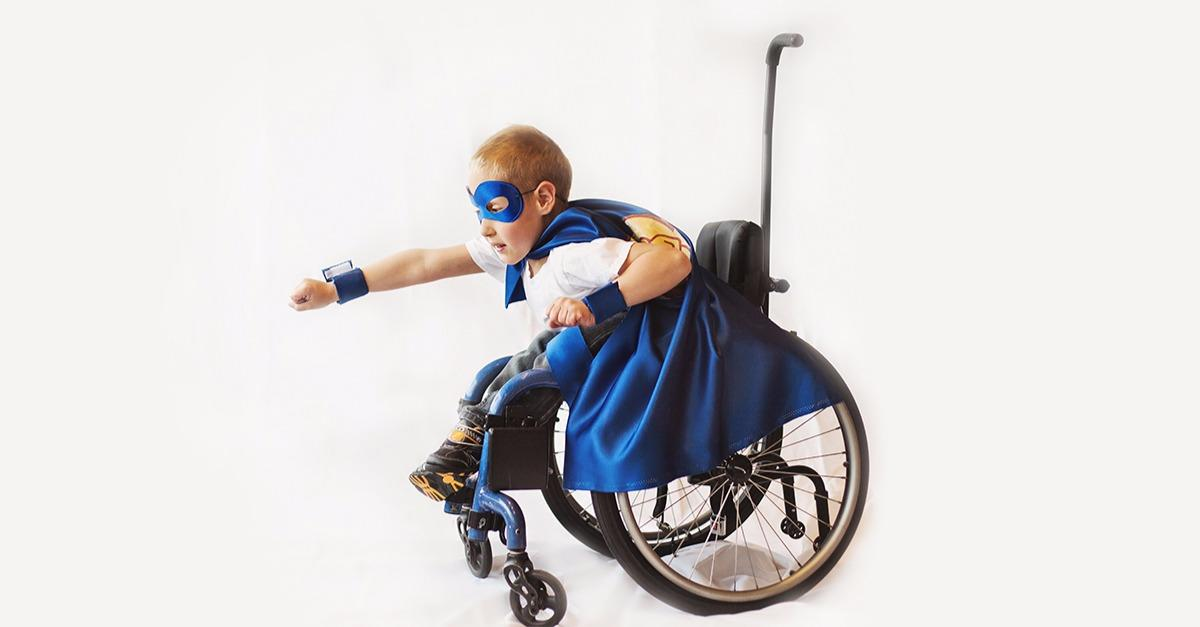 Our Patients Are Superheroes!
