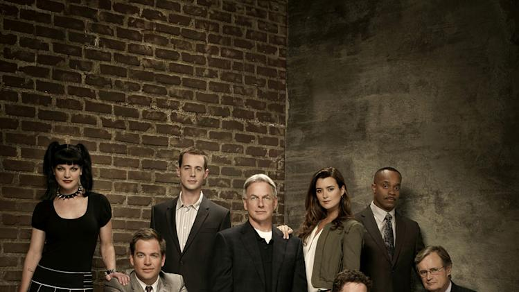 "The cast of ""NCIS."""
