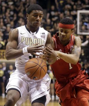 Purdue takes down Nebraska 70-64