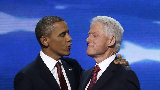 What Obama Has in Common With Bill Clinton