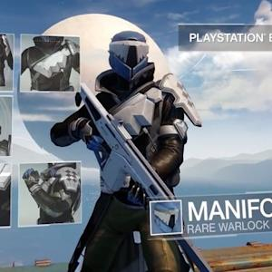 Destiny - PlayStation Exclusive Content