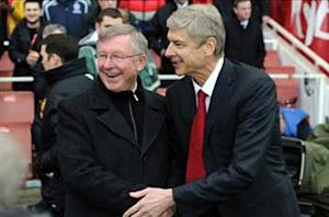 Sir Alex Ferguson 'disappointed' despite Arsenal win