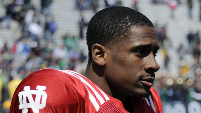 Golson readmitted to Notre Dame after suspension