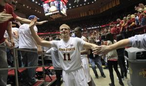 Iowa State knocks off No. 9 Baylor 80-72