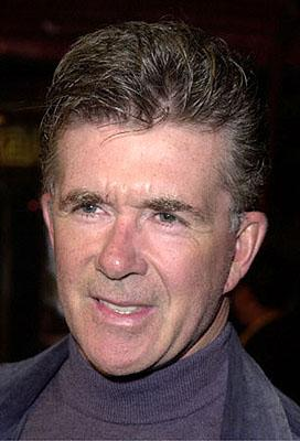 Alan Thicke at the Hollywood premiere of Universal's The Family Man