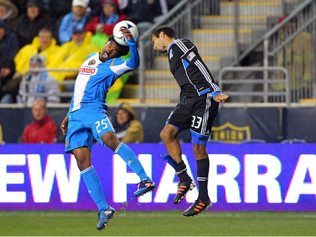 San Jose Earthquakes v Philadelphia …