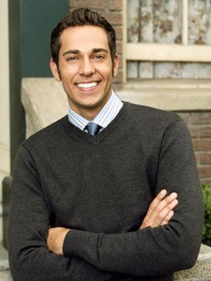 Zachary Levi ABC's Less Than Perfect
