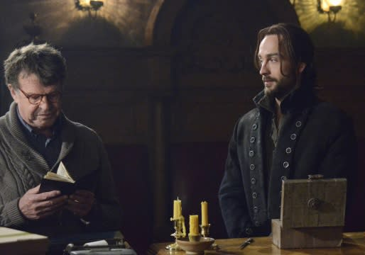 Sleepy Hollow Fall Finale Recap: Six Thousand Little Ichabods