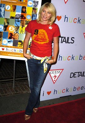 Peta Wilson at the Hollywood premiere of Fox Searchlight's I Heart Huckabees
