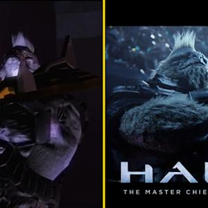 Cinematics Comparison: Halo 2 vs. Anniversary Edition - Can You Spot the Difference ??