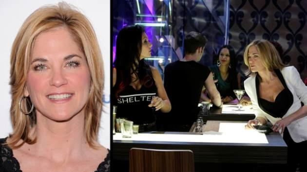 Kassie DePaiva (left); Jenni 'JWoww' Farley with Kassie DePaiva on 'One Life To Live' (right)  -- Getty ImagesThe Online Network