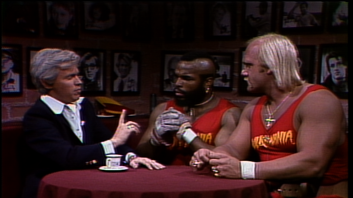 Fernando: Hulk Hogan and Mr. T