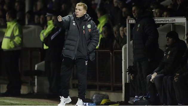 Scottish Football - Lennon salutes Celtic spirit