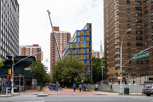 Affordable Housing Wire: Apply Now For $950 Apartments in NYC's Micro Unit Building