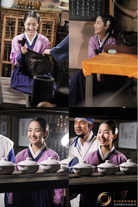 'Dr. Jin' Park Minyoung energizing the exhausted staffs