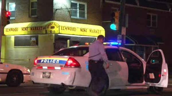 Teen critical after being shot in Southwest Philadelphia