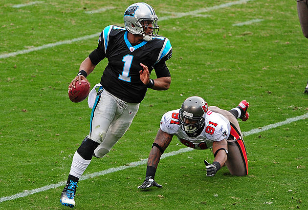 Cam Newton discusses his rookie season and how training with Chris Weinke made a difference