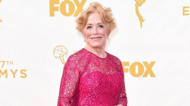 'Two and a Half Men' Star Holland Taylor Says She's in a Relationship With a Woman: 'I Haven't Come Out Because I Live Out'