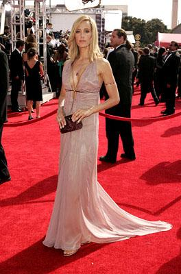 Kim Raver Emmy Awards Arrivals - 9/18/2005