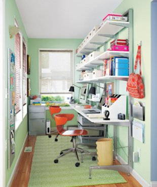 Turn a Nook into an Office