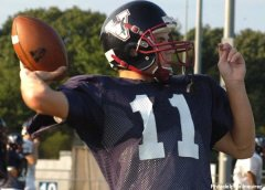 Vorhees Eastern quarterback Tom Flacco