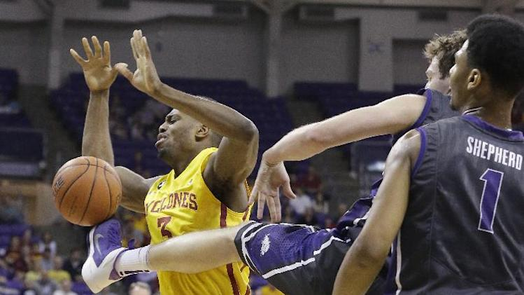 Kane gets 20, No. 17 Iowa State beats TCU 71-60