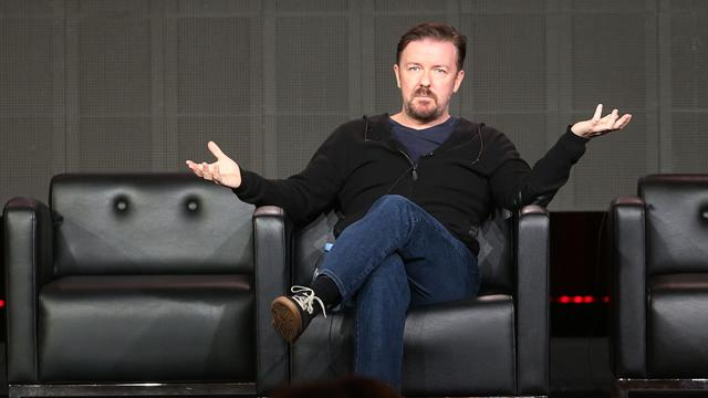 Ricky Gervais Fuses Tragedy & Comedy in 'Derek'