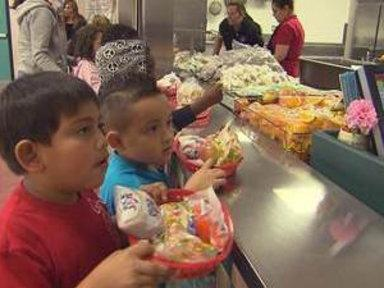 New Farm-to-School Program Gives Kids Fresh Food