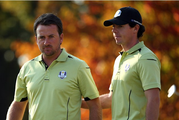 Ryder Cup - Day One Four-Balls