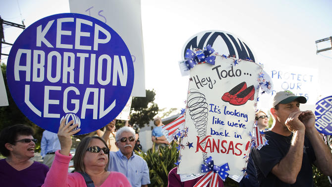 Fewer abortions with hospital consolidations