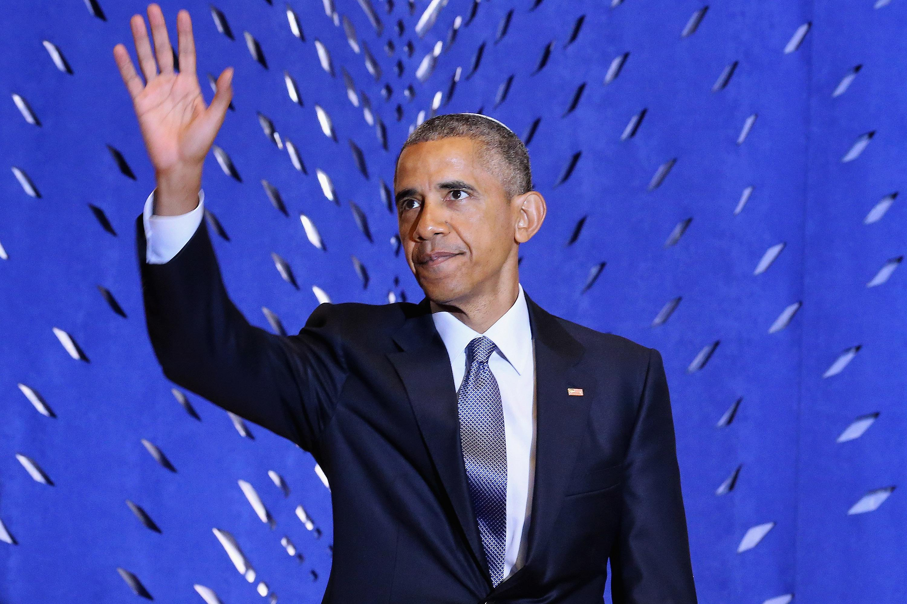 "Obama defines a ""good deal"" with Iran"
