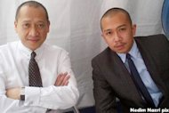 Take me to court, Nazri challenges Rafizi