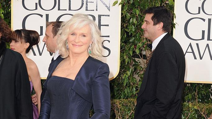 70th Annual Golden Globe Awards - Arrivals: Glenn Close