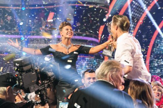 'Dancing With the Stars' Finale Recap: Feel Her Sunshine