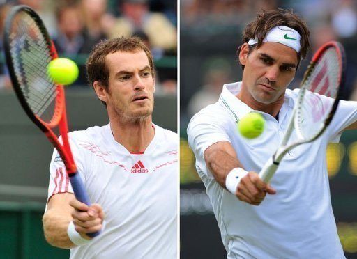 Murray plays Federer in Sunday's final, set to start at 1300 GMT