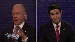 'SNL' Recap: Joe Biden Threatens Paul Ryan; Abused Apple Workers Mock Tech Nerds (Video)