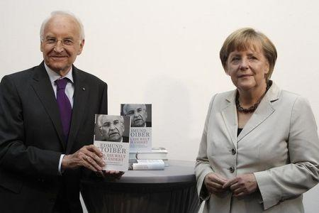 EU appoints Germany's Stoiber as red tape adviser