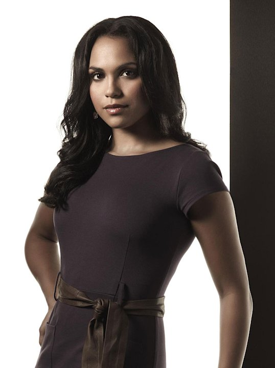 Monica Raymund in the FOX series &quot;Lie to Me&quot; 