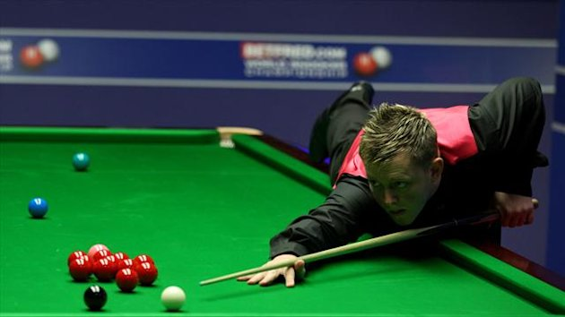 mark allen, world championship 2012