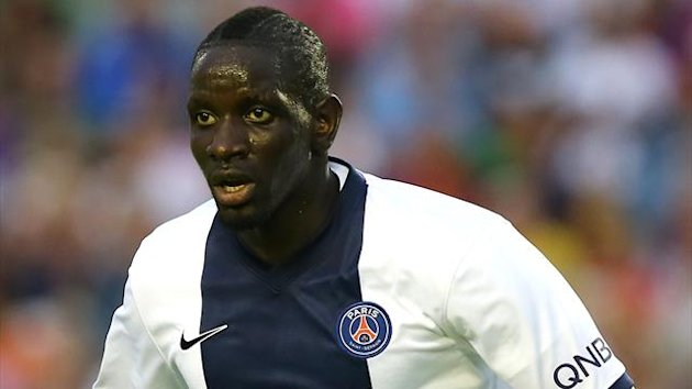 Mamadou Sakho in action for Paris Saint-Germain (Getty)