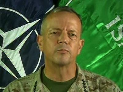 Top General in Afghanistan Investigated