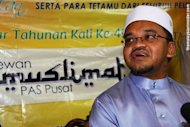 Nash's fate up to Syura Council, says PAS Youth chief