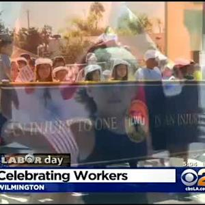 Activists In Labor Day Rally: 'Stop The War On Workers'