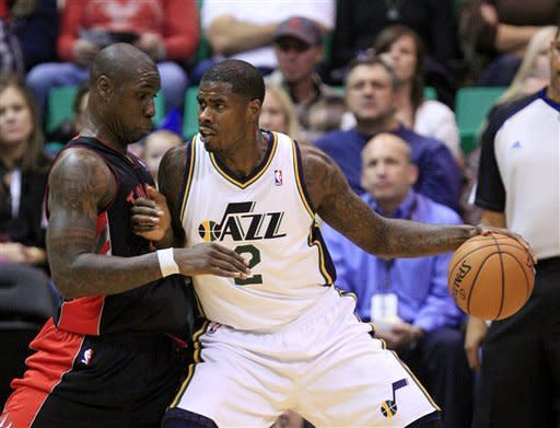 Millsap scores 20 as Jazz rout Raptors 131-99